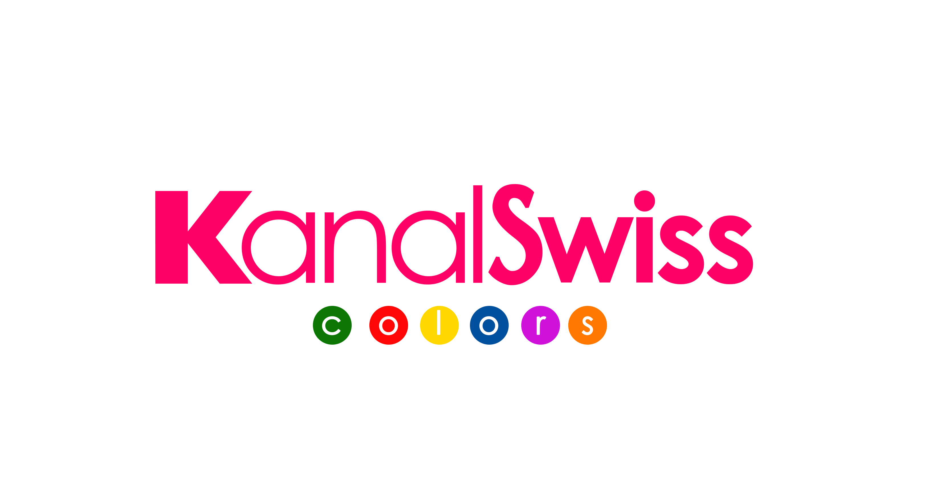 KanalSwiss colors
